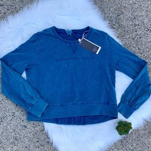 Calia crewneck sweater